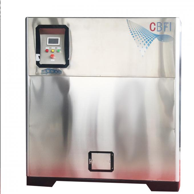 CBFI Commercial Use 2 Ton Per 24 Hours Crispy Nugget Ice Maker Machine