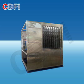 Cina R404a Refrigerant Lower Temperature Chiller / Water Cooled Chiller For Freezing Water pabrik