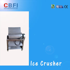 Cina Large Seafood Meat Crush Ice Machine / Ice Crusher Machine Commercial  pabrik