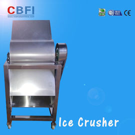 Cina CBFI Stainless Steel 304 Ice Crusher Machine For Bars / Fast Food Shops pabrik