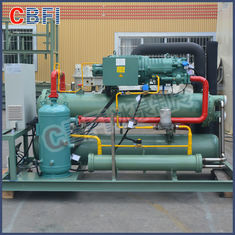 Cina 2 Ton Per 4 Hrs Commercial Blast Freezer For Chicken Slaughterhouse ISO Approval pabrik