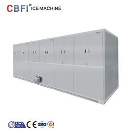 Cina Automatic 10 Tons Cube Ice Maker 304 Stainless Steel For Completed Frame pabrik