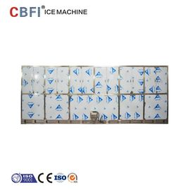 Cina 22*22*22mm R507 Refrigerant Ice Cube Machine For Indonesia Ice Plant pabrik