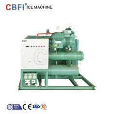 Cina Commercial Water Cooling Ice Block Machine for Fishery CE Certification pabrik