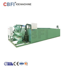 Cina Large ice block machine/block ice maker for keeping fresh BITZER Compressor pabrik