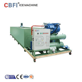 Cina 10 Tons Daily Capacity Containerized Block Ice Machine Containerized Ice Plant pabrik